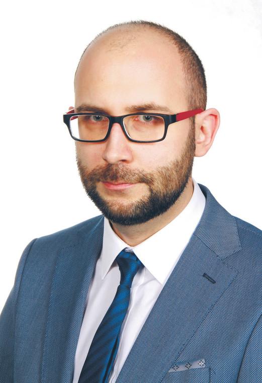 Mateusz Brząkowski, radca prawny zarządzający działem prawa pracy w kancelarii TGC Corporate Lawyers