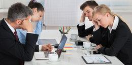 Państwo coraz mocniej przykręca śrubę przedsiębiorcom