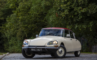 Citroen DS 20 – urzeka do dziś