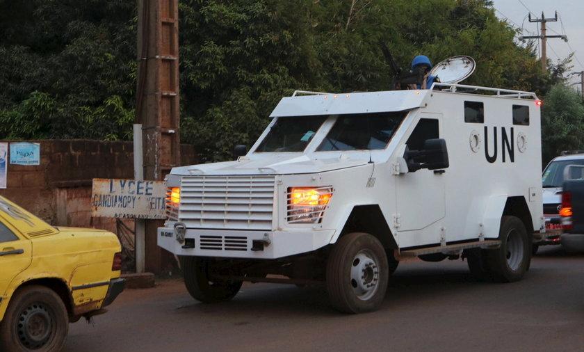 Baza ONZ w Mali ostrzelana