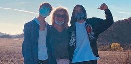 Britney Spears opublikowała zdjęcie z nastoletnimi synami. Zdradziła, czemu wcześniej ich nie pokazywała