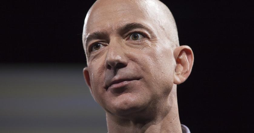Jeff Bezos odczuł na własnej skórze słowa prezydenta Donalda Trumpa