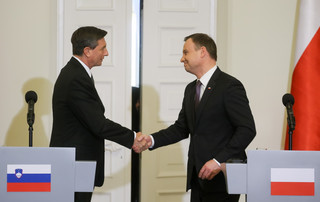 Prezydent Słowenii: Rozumiemy obawy Polski związane z polityką Rosji