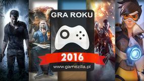 20 najlepszych gier 2016 roku - podsumowanie plebiscytu Gamezilli