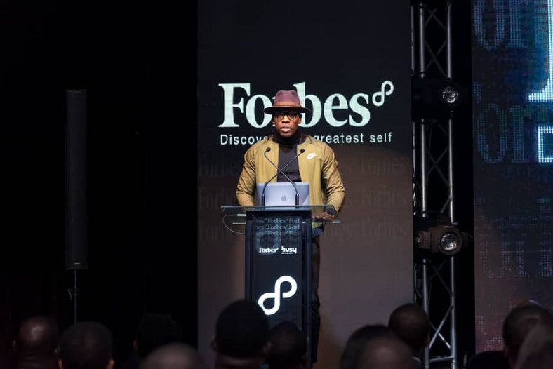 Forbes launch