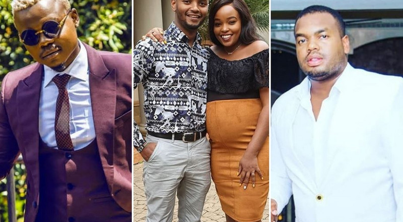 Harmonize under new management, Milly and Kabi wa Jesus welcome first-born, Akothee's manager re-surfaces and other entertainment stories on #UhondoMtaani
