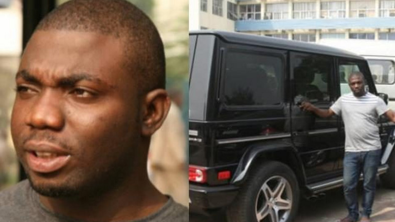 Hope Olusegun Aroke, 28, is presently serving a 24-year jail term for his involvement in an internet scam that fetched him N25 million. [The Infrostride]