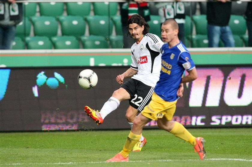 Puchar polski Legia - Arka