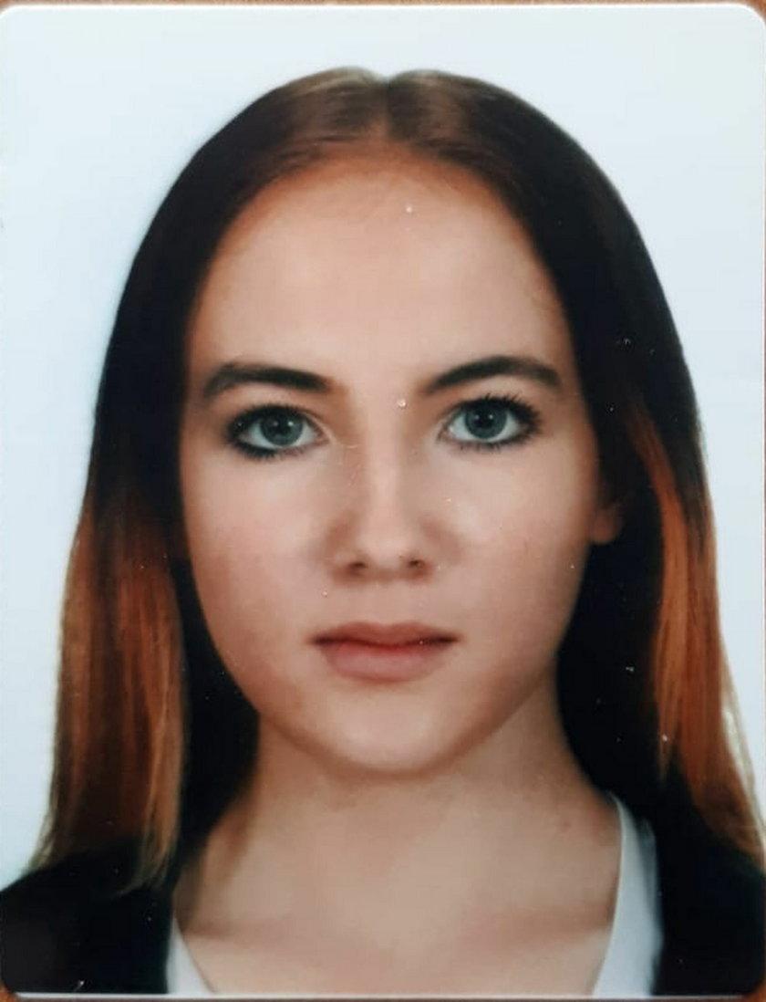 Zaginiona Joanna Gibka