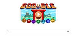 Tokio 2020. Wyjątkowe Google Doodle na start letnich igrzysk olimpijskich