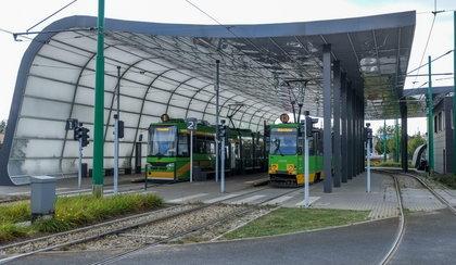 Przedłużą trasę tramwajową do stacji Poznań Junikowo?