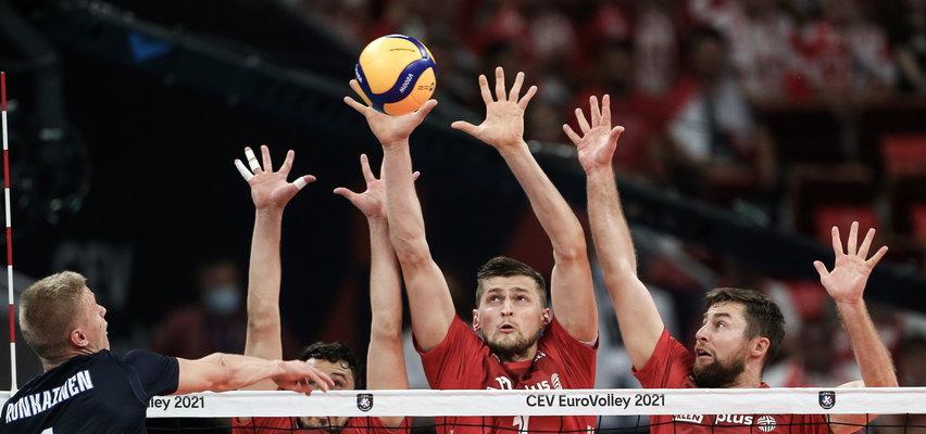 Polska - Rosja: transmisja TV. Gdzie oglądać mecz ćwierćfinału mistrzostw Europy siatkarzy?