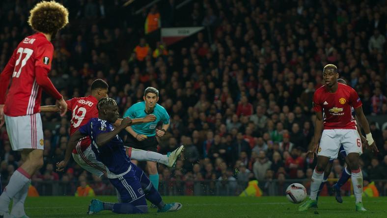 Manchester United - RSC Anderlecht