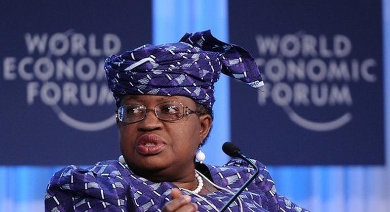 Nigeria's former finance president, Ngozi Okonjo-Iweala
