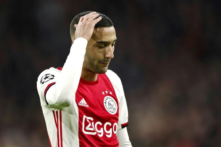 Ziyech's youth was a troubled one due largely to his father's death when he was just 10-years-old