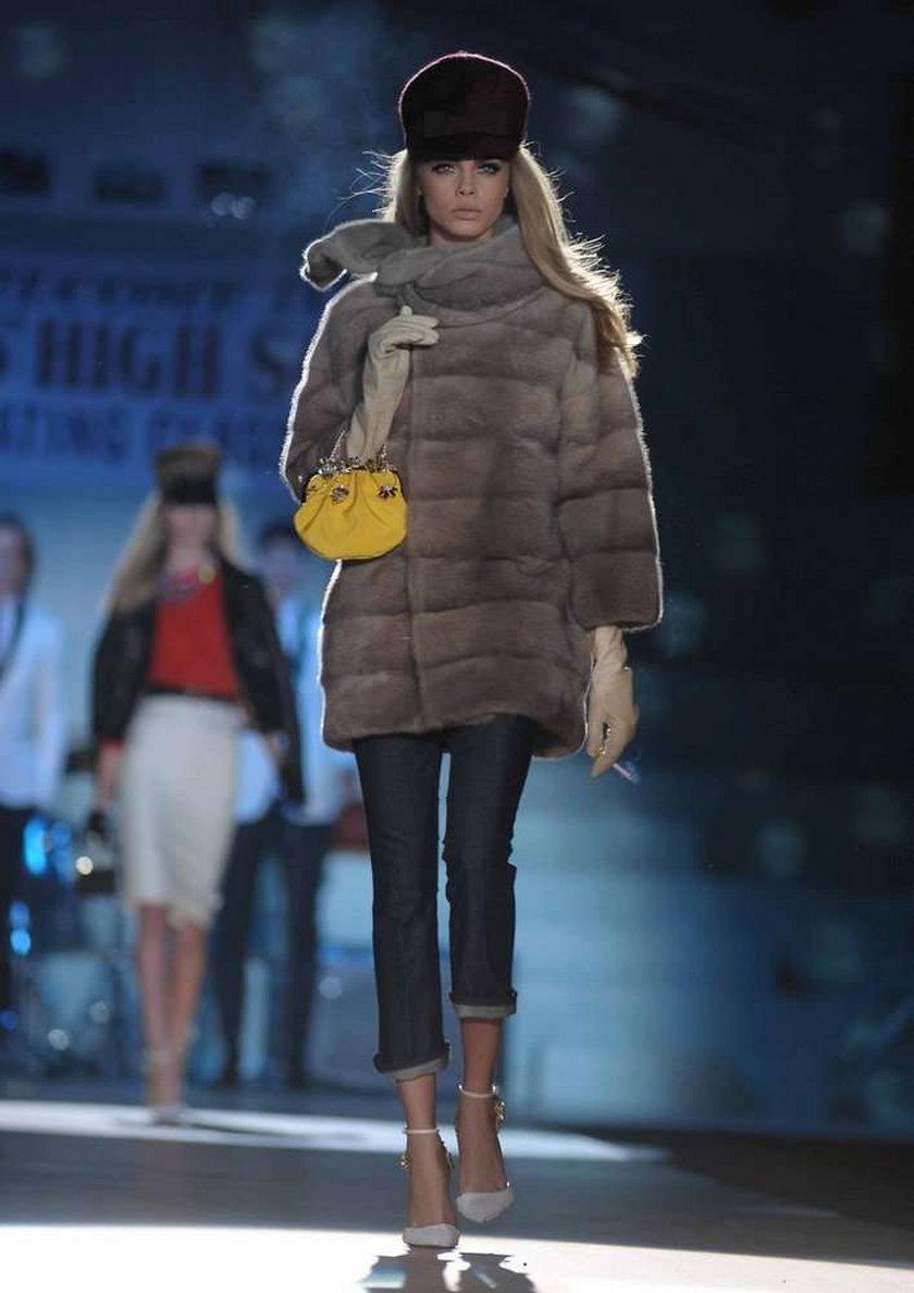 Dsquared2 dla kobiet jesień zima 2012 2013