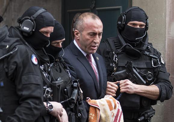 Nakon hapšenja Ramuša Haradinaja tenzije su porasle