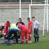 UŽAS NA MEČU U ŽARKOVU Golmanu Radničkog odstranjen bubreg posle pada u kaznenom prostoru, bila mu je to prva utakmica za novi klub