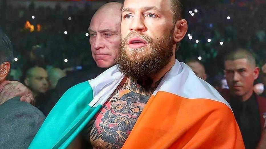 Conor McGregor magyar harcossal csap össze /Fotó:Facebook/Conor McGregor