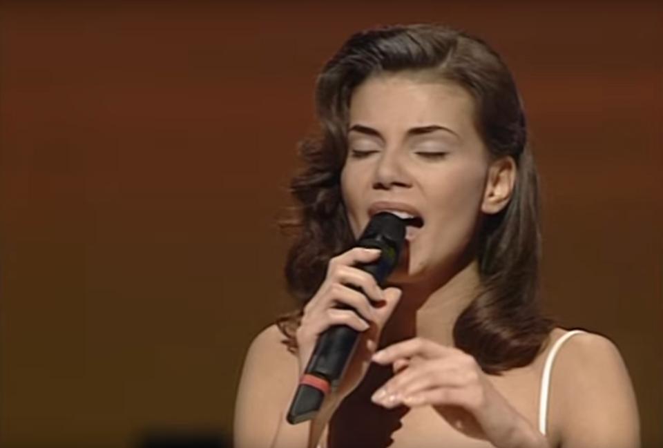 1994 rok – Edyta Górniak