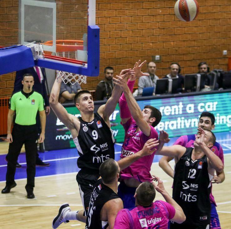 KK Mega Bemaks, KK Partizan