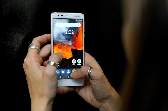 Nokia 3.1 na testu