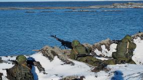 Rosjanie ćwiczą desant w Arktyce