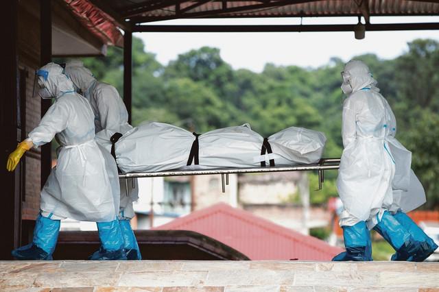 Broj zaraženih u svetu se na jučerašnji dan približio broju od 21 milion, uz skoro 750.000 umrlih ljudi