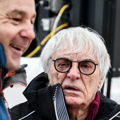 NEVEROVATNO - BERNI EKLSTON (89) DOBIO SINA! Milijarder i njegova 45 godina mlađa lepotica naslednika nazvali OVAKO, svet ne može da veruje!