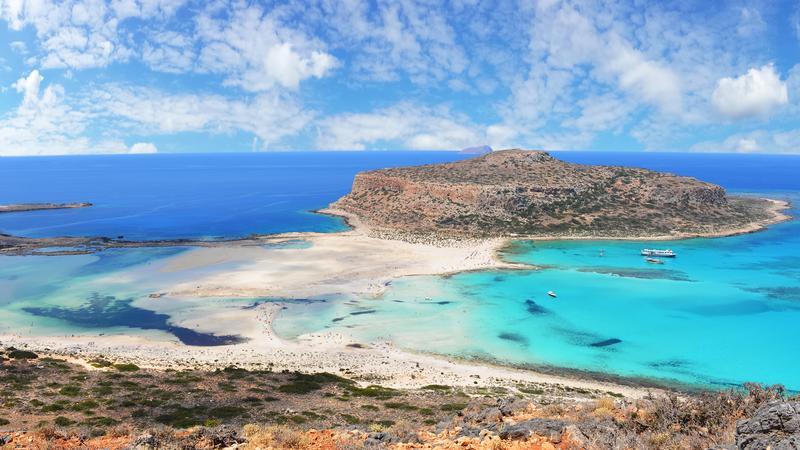 Balos, Kreta, Grecja
