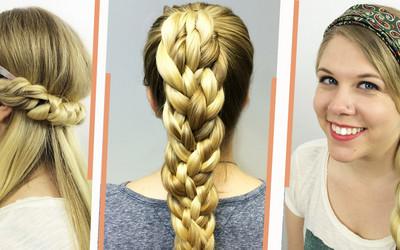 Fryzury Na Lato Z Długich Włosów 3 Propozycje Zdjęcia