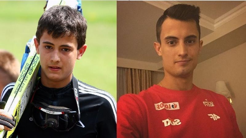 Maciej Kot (fot. z lewej PAP/Grzegorz Momot, z prawej Instagram/Maciej Kot)