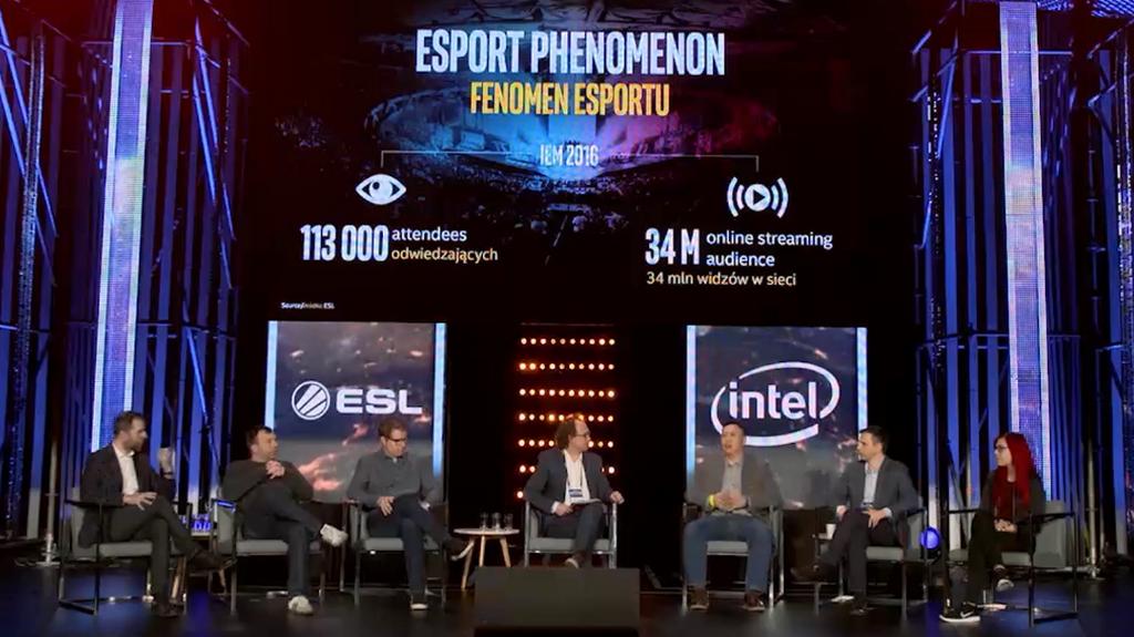 Debaty Onetu: Przyszłość gier i e-sportu (5.03.17)