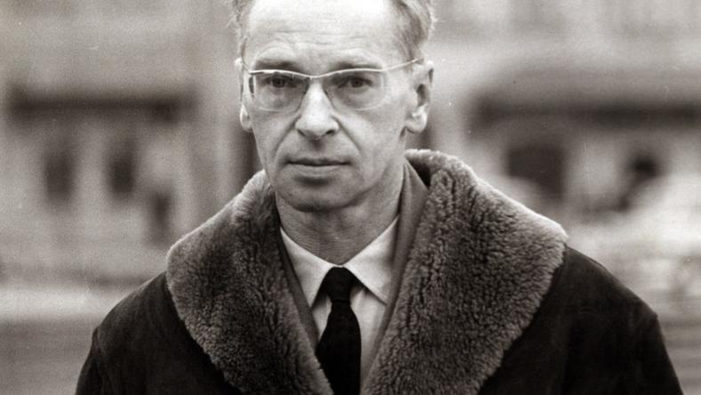 Jerzy Andrzejewski w latach 60.