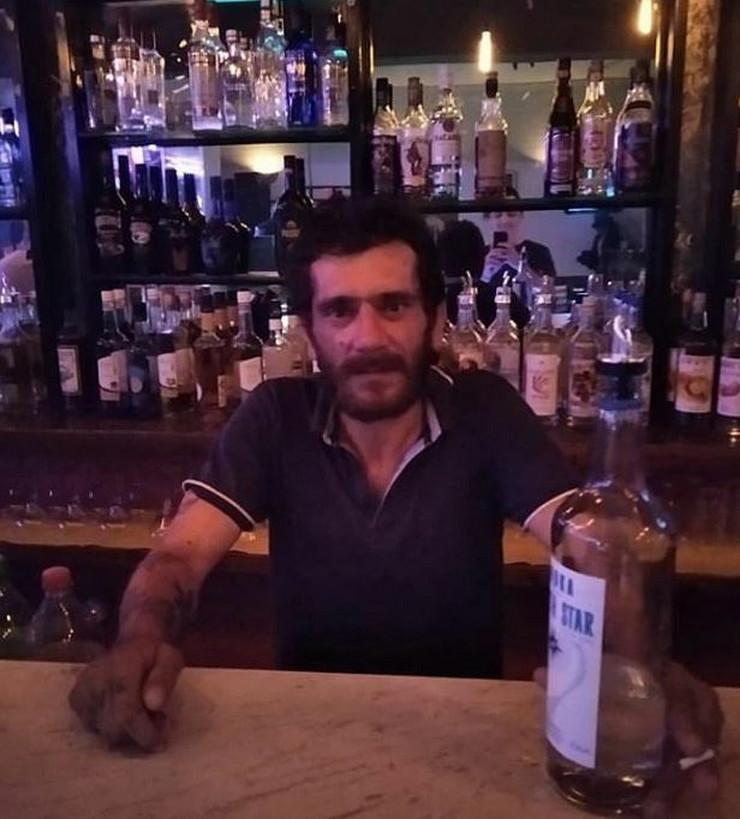 Dimitris Aspiotis, zver iz Kavosa