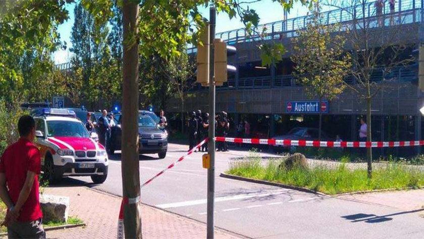 Strzelanina w kinie w Mannheim