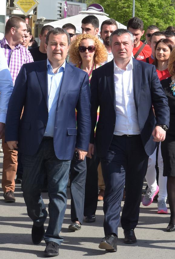 Dačić i Bajatović