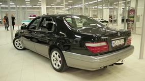 SsangYong Chairman - legalna podróbka Mercedesa. Ten model nie ma sensu?