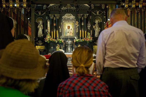 Kaplica Matki Boskiej Czestochowskiej na Jasnej Górze