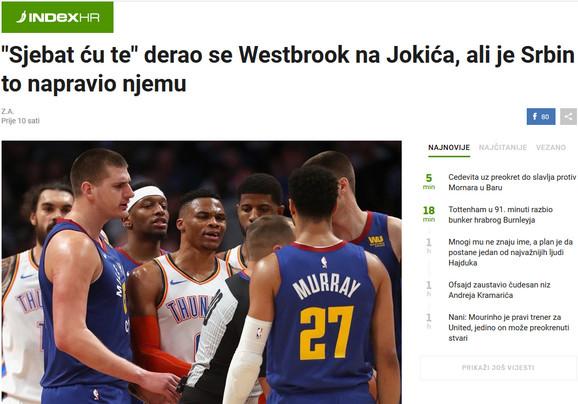 Naslov hrvatskog portala
