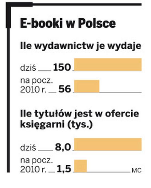 E-booki w Polsce
