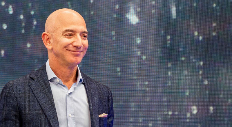 US billionaires saw their net worth rise by almost $1 trillion between March and October — Jeff Bezos remains the richest, a study says