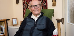 Pracował w kopalni. Ma sto lat! Jaki jest sekret jego długiego życia?