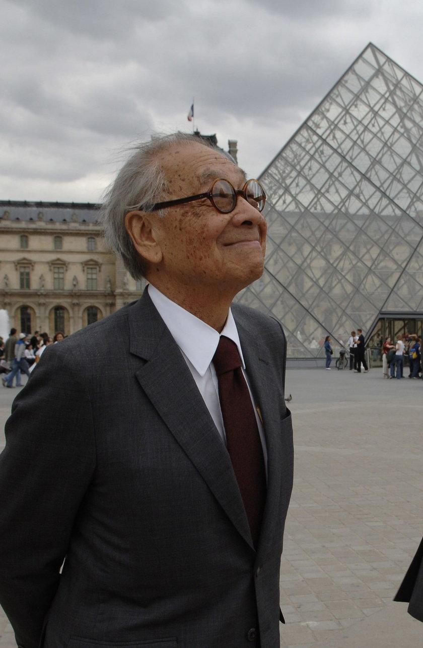 W wieku 102 lat zmarł Ieoh Ming Pei