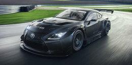 Lexus RC F – zobacz czym się różni cywil od wyścigówki?