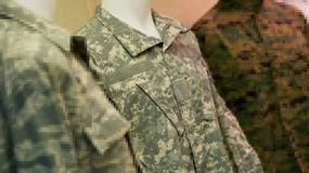 Pikselowaty kamuflaż wojska nie sprawdził się