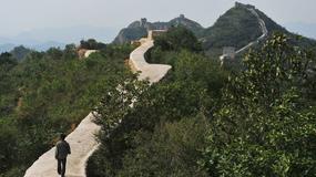 Wielki Mur Chiński zalany betonem to nie jedyny przykład pseudokonserwacji
