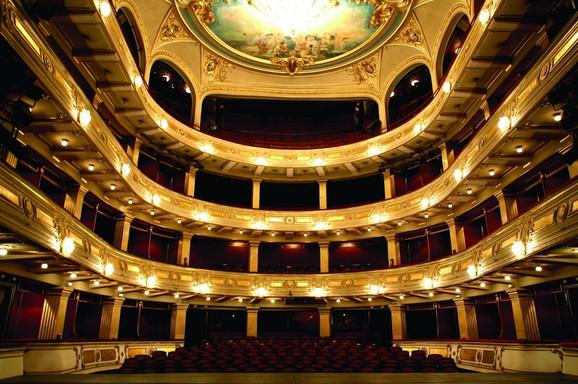 Narodno pozorište, Velika scena