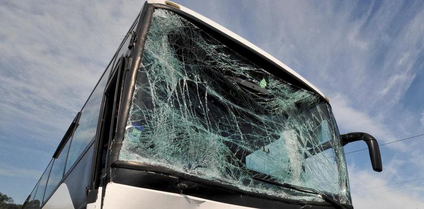 Wypadek autokarów z dziećmi. Wracały z nart
