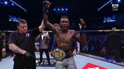 Nigerian-born UFC star Israel Adesanya predicts that Nigerians will dominate MMA